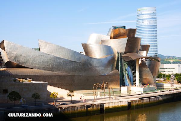 El Museo de Guggenheim Bilbao, uno de los mejores del mundo