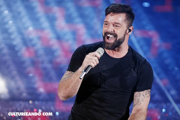Ricky Martin se mueve al ritmo de American Crime Story