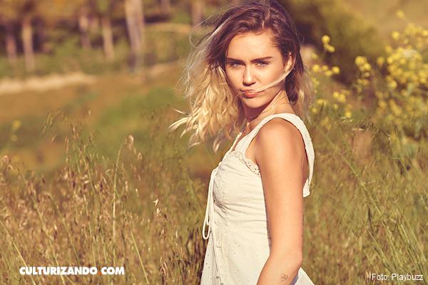 Miley Cyrus deja atrás su escandaloso pasado
