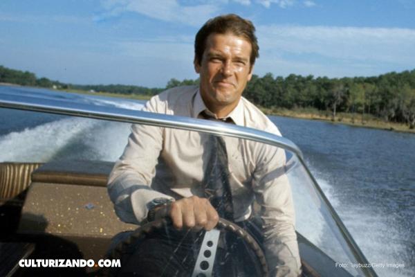 Muere a los 89 años el actor Roger Moore, legendario James Bond