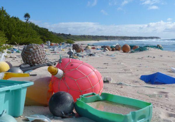 La Isla Henderson, una de las más contaminadas del planeta