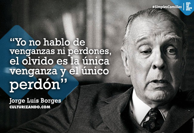 Frases De Jorge Luis Borges Czn Mundo Noticias