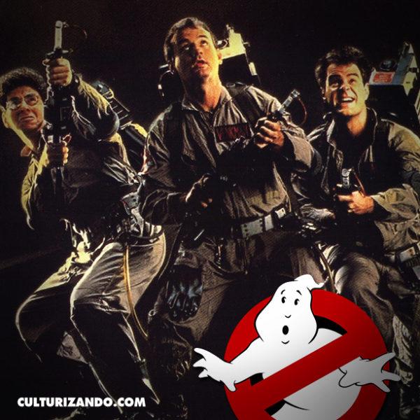 ¡'Ghostbusters 3' con el reparto original podría ser una realidad!