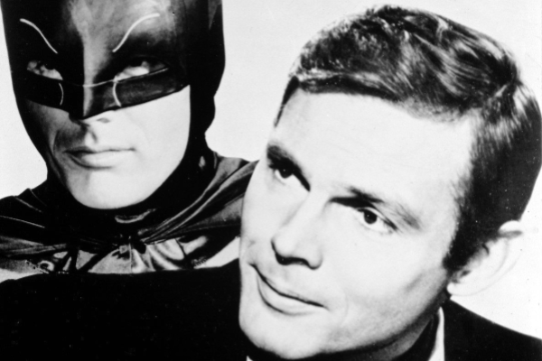 Muere Adam West, el primer Batman de la historia