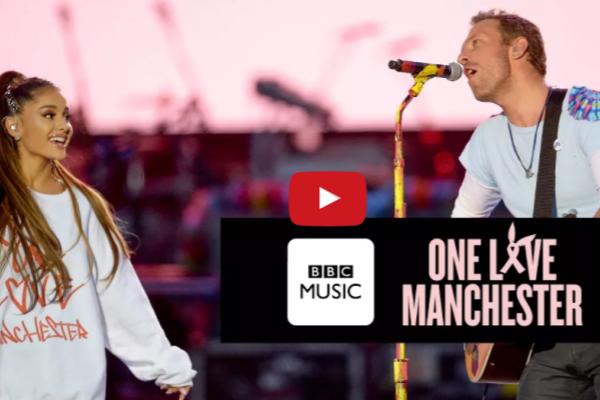 'One Love Manchester' el concierto de Ariana Grande en honor a las víctimas del atentado (+Video completo)
