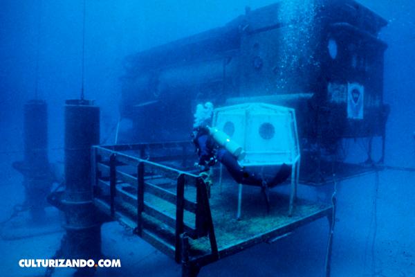 Conoce acerca de la Estación Subacuática Aquarius y cómo se vive bajo el agua
