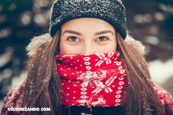 ¿Los hombres sienten menos frío que las mujeres?