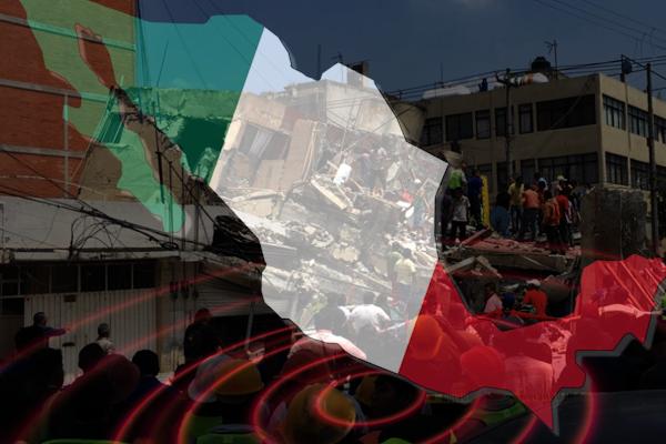 A 32 años del terremoto, México se vuelve a estremecer (+Videos)