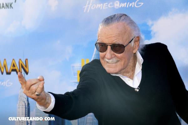 Muere Stan Lee a la edad de 95 años