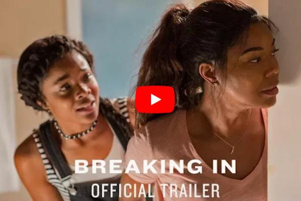 Una madre de cuidar se estrena en 'Breaking In'