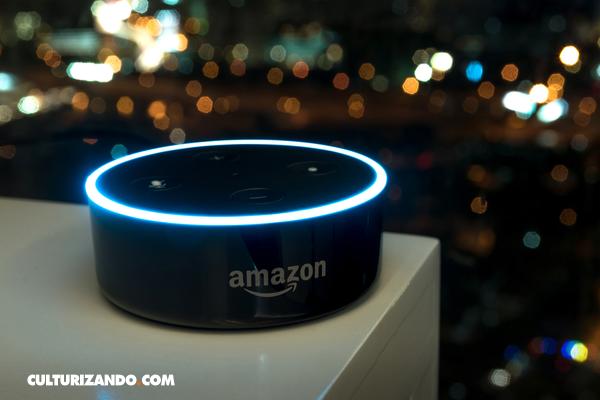 Alexa, el dispositivo de Amazon que está causando terror con su siniestra risa