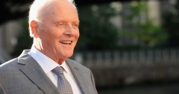 Anthony Hopkins sorprendió al mundo con su video en Twitter