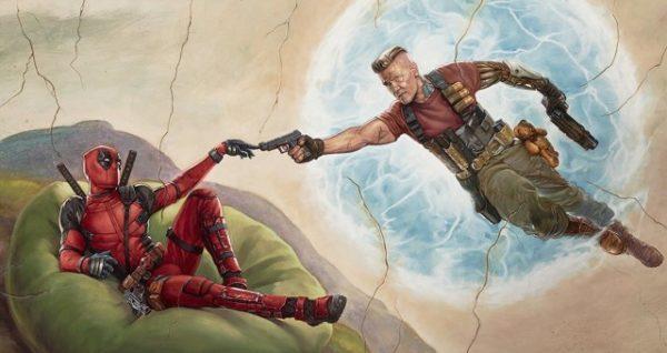 ¡Mira el nuevo tráiler de Deadpool 2!