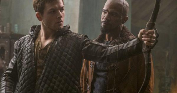 ¡Primer tráiler de 'Robin Hood'!