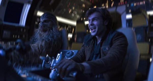 Hablemos de 'Han Solo: Una historia de Star Wars'