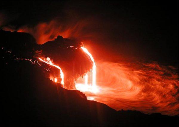 En Imágenes: La increíble erupción del volcán Kilauea
