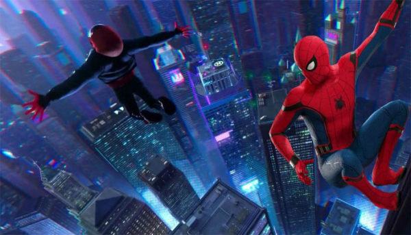 Increíble nuevo tráiler de 'Spider-Man: Into the Spider-Verse'