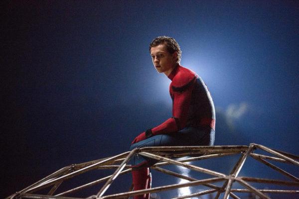 Spider-Man tendrá nuevo traje en la secuela de 2019