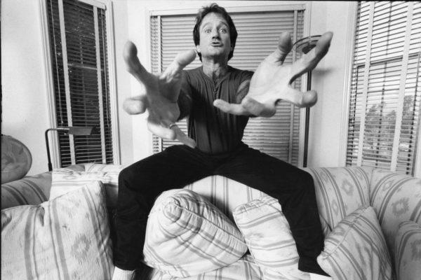Primer tráiler de 'Robin Williams: Come Inside My Mind'