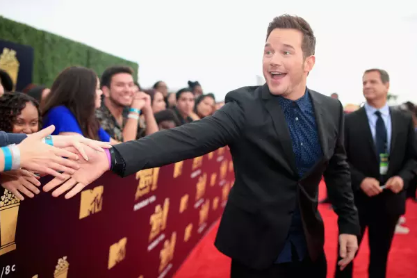 Consejos de vida que dio 'Chris Pratt' en los MTV Movie & TV Awards