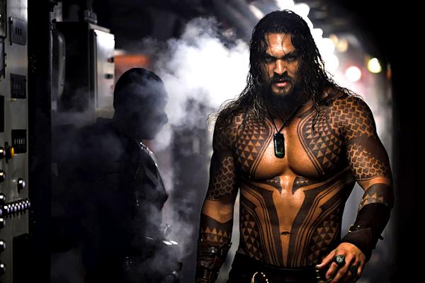 Se acerca el primer tráiler de 'Aquaman'