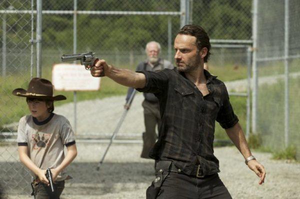 'The Walking Dead' dice adiós a su protagonista