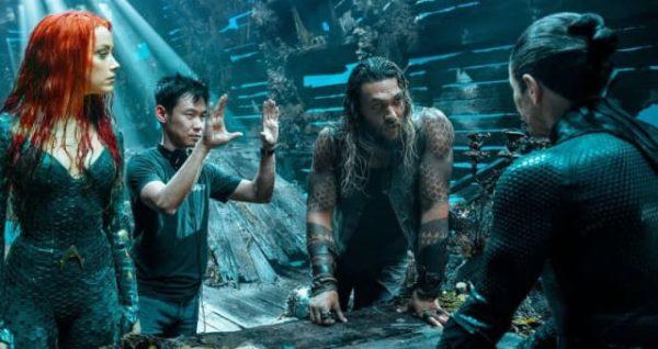 Revelado el póster oficial de 'Aquaman'