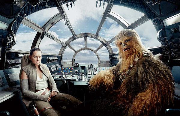 Un grupo de fanáticos de Star Wars quiere producir un remake del Episodio 8