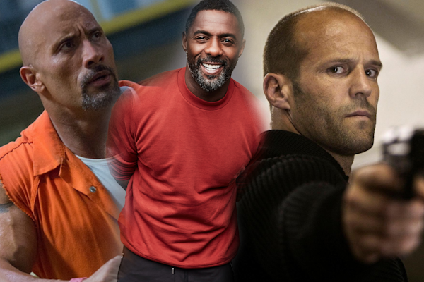 'Hobbs and Shaw' suma a Idris Elba como villano