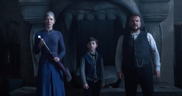 ¡Mira el nuevo tráiler de 'The House with a Clock in Its Walls'!
