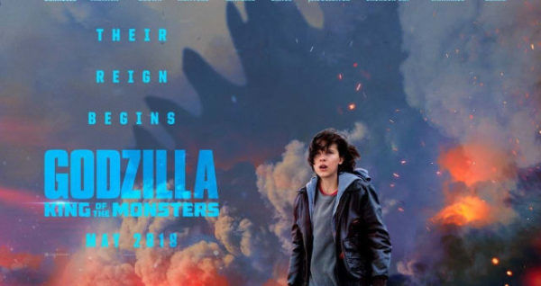 Mira el segundo tráiler de 'Godzilla: : King of the Monsters'
