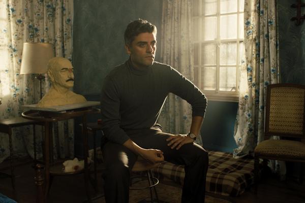 Oscar Isaac, un caza nazis en 'Operation Finale'