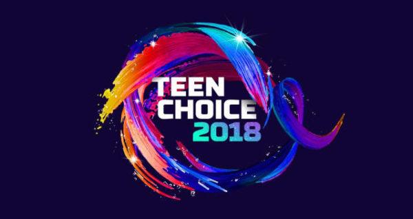 Estos son los ganadores del Teen Choice Awards 2018