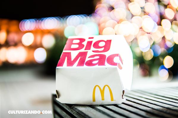 Lo que debes saber del índice Big Mac… el curioso indicador del ámbito de la economía