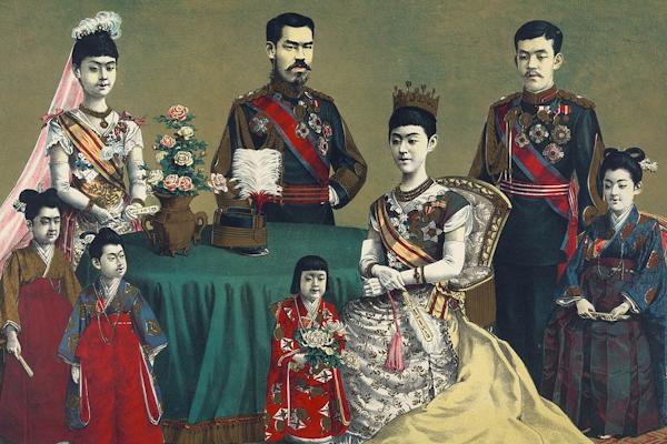 La familia imperial japonesa en 12 datos