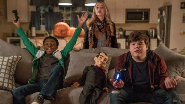Nuevo tráiler de 'GooseBumps 2: Haunted Halloween'