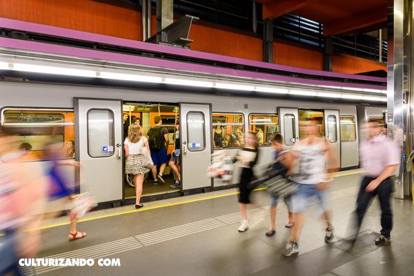 Regalar desodorantes en el metro. Esta es la solución de Viena para el calor