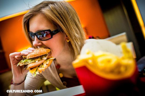 La dieta de McDonald's, ¿es posible bajar de peso?