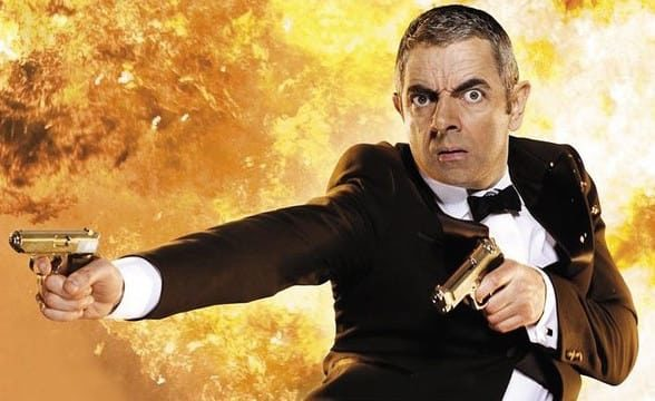 'Johnny English 3': Un regreso colmado de comedia
