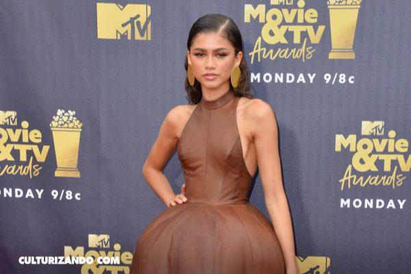 Zendaya podría protagonizar 'La sirenita'