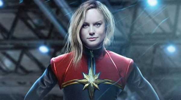 ¡Mira las primeras imágenes oficiales de 'Captain Marvel'!