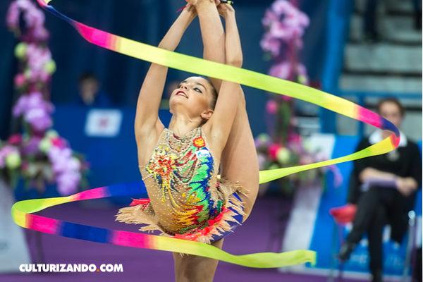 La gimnasia rítmica, orgullo deportivo de Rusia