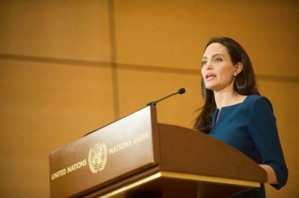 Las declaraciones de Angelina Jolie, tras conocer la situación de Venezuela