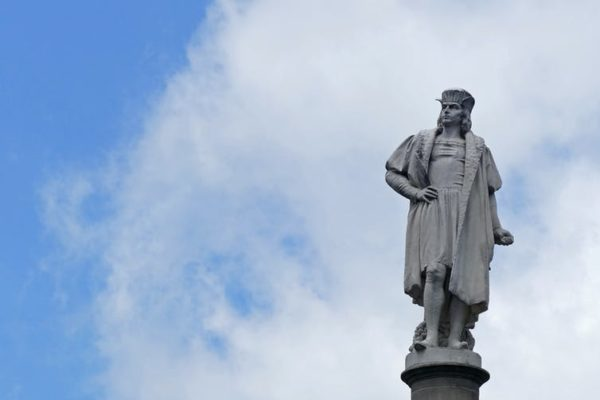 Colón creía que en el Nuevo Mundo encontraría blemios y esciápodos en vez de personas
