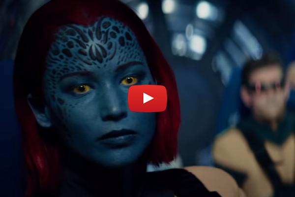Mira el primer tráiler de 'X-Men: Dark Phoenix'