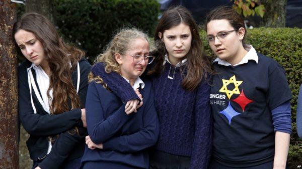 Continúan funerales de víctimas de la sinagoga de Pittsburgh