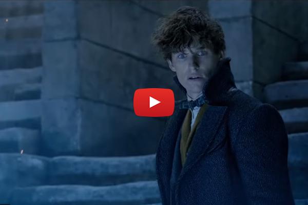 Nuevo tráiler y carteles de 'Fantastic Beasts: The Crimes of Grindelwald'