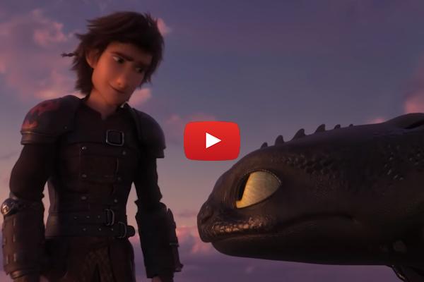Descubre el nuevo teaser de 'How to Train Your Dragon: The Hidden World'