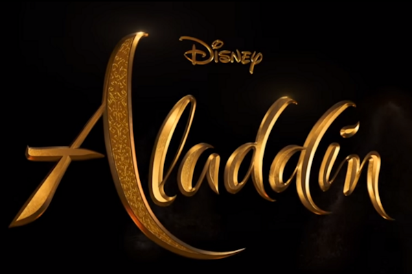 Mira el primer póster oficial de 'Aladdin'