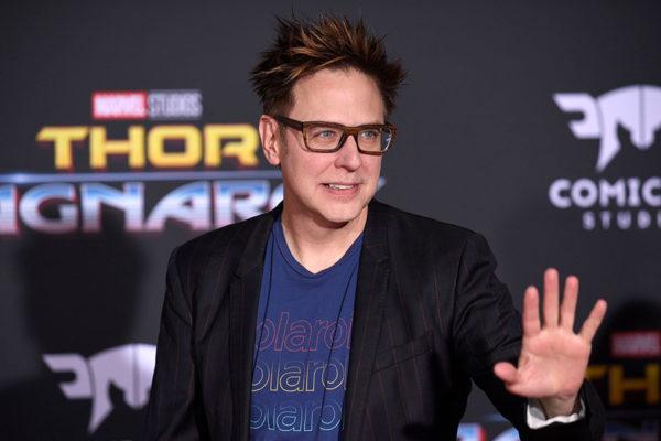 James Gunn despedido por Marvel y contratado por DC